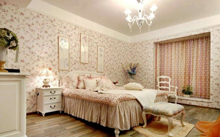 Idée papier peint chambre: comment faire le bon choix   Dessins muraux de chambre, Chambre ...