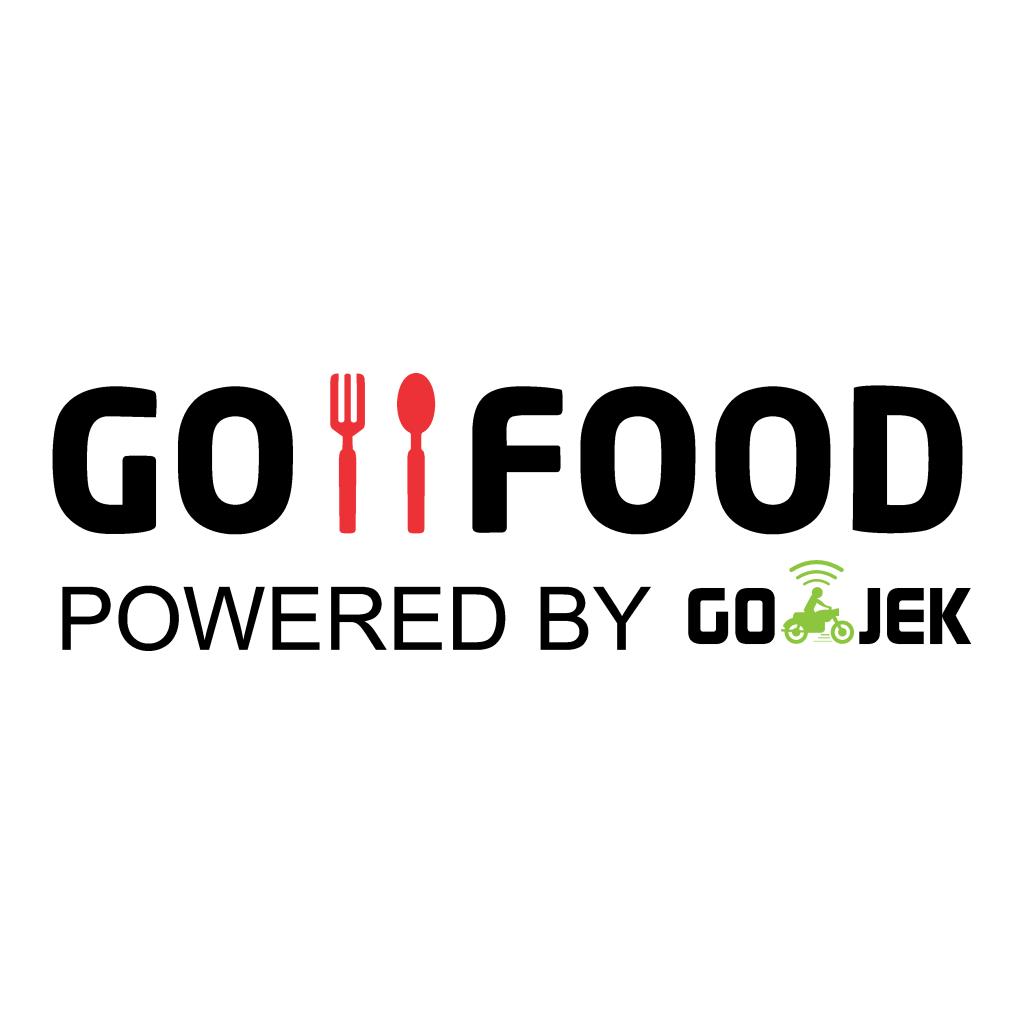 Logo Gofood Vector Minuman Makanan Dan Minuman