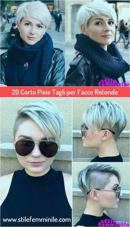Photo of 20 Corto Pixie Tagli per Facce Rotonde