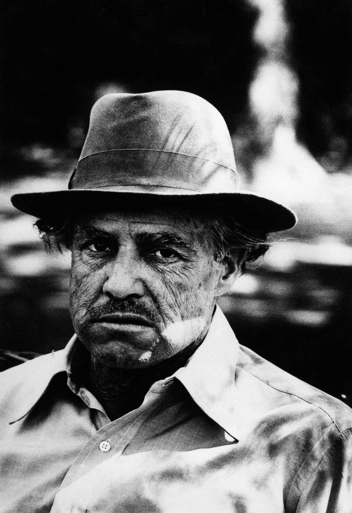 Marlon Brando as Vito Corleone in \u0027The Godfather