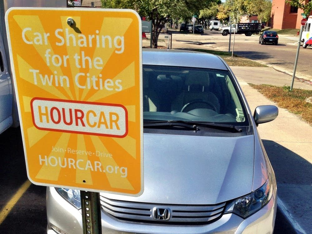 Car rental or share? Difference could mean a tax break in