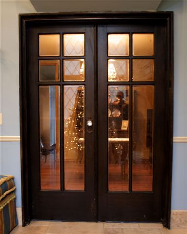 Salvaged French Doors From Southern Accents Architectural Antiques