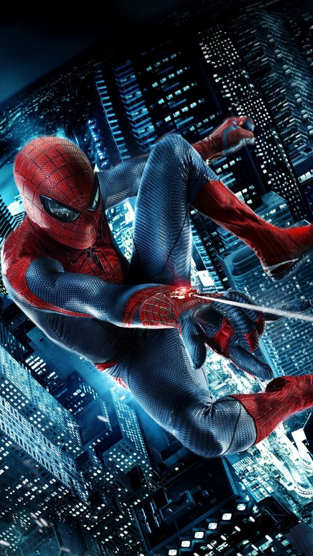 The Amazing Spiderman 2 iPhone 5s Wallpaper Download