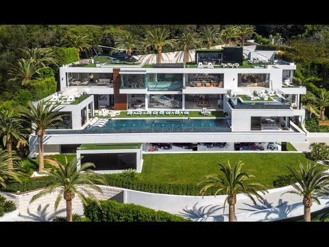 The Most Expensive Home In The U S 924 Bel Air Rd Youtube