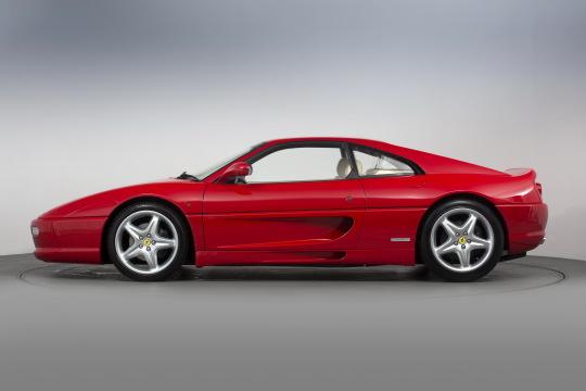 Ferrari F355 Berlinetta Uk Spec 1994 99 Ferrari Sports Car Bmw Car