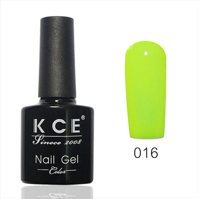 KCE Brand Gel Nail Polish UV Nail Gel Varnish Long Lasting Up15 days ...