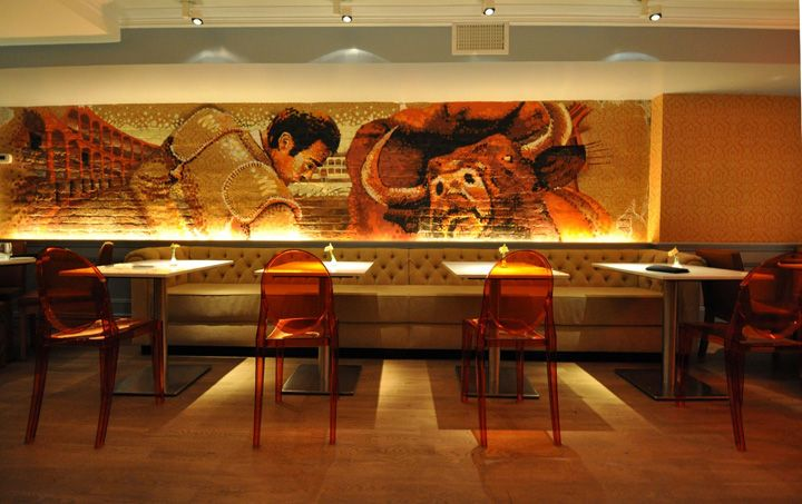 Gastroarte Restaurant By Garrett Singer Architecture Design New York Restaurant Interior Design Architecture Design Restaurant