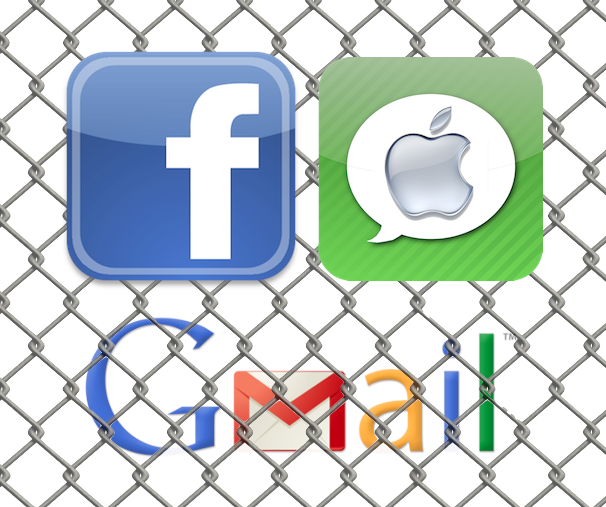 shocking truth about facebook and gmail?