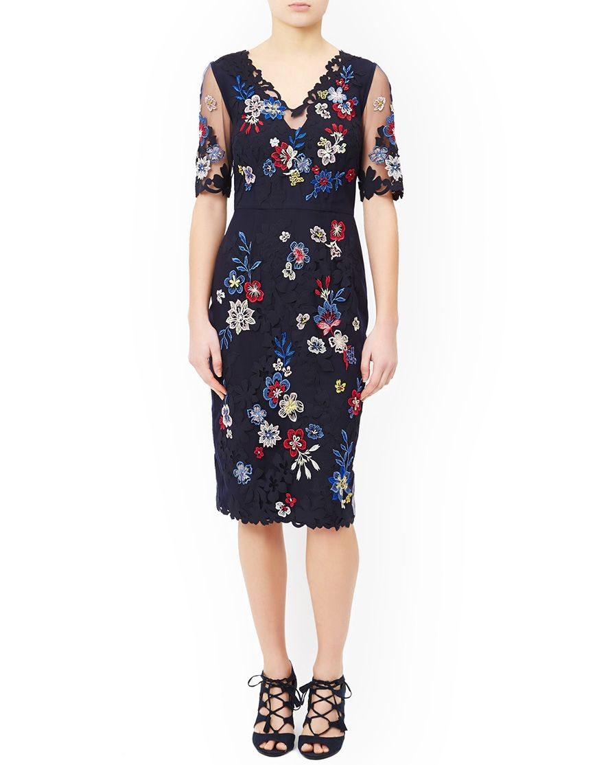 What to Wear – Summer Wedding Guest Dresses - Monsoon   CHWV ...