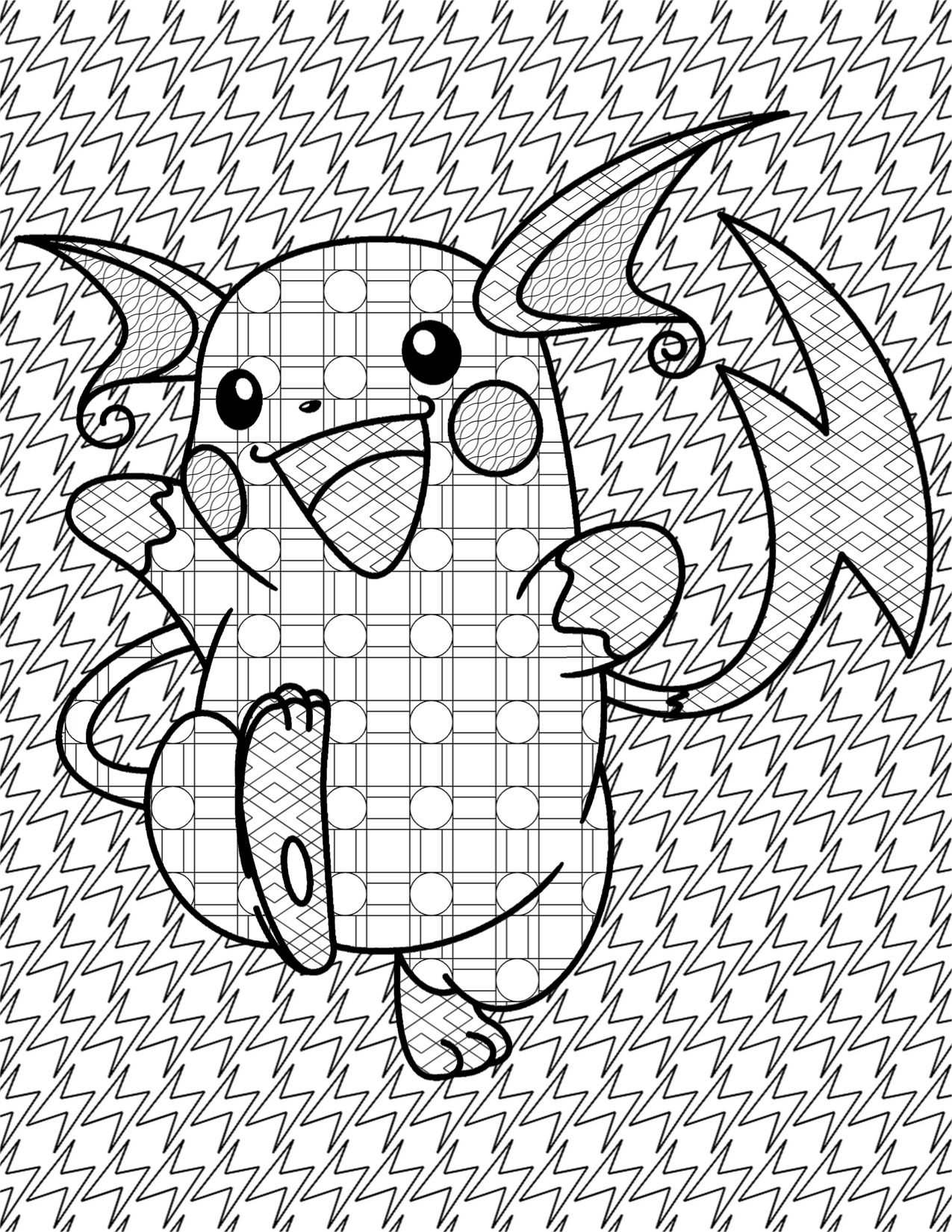 GOTTA COLOR \'EM ALL! | coloring pages | Pinterest
