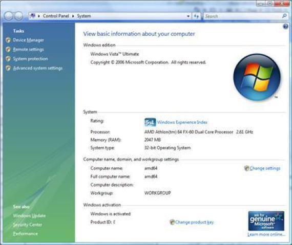 Windows Vista Ultimate Service Pack Sp 2 3 32bit 64bit With