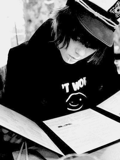 Christofer Drew. <3
