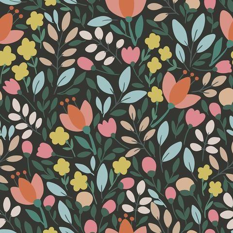 Vein In 2021 Floral Pattern Wallpaper Pattern Wallpaper Wallpaper