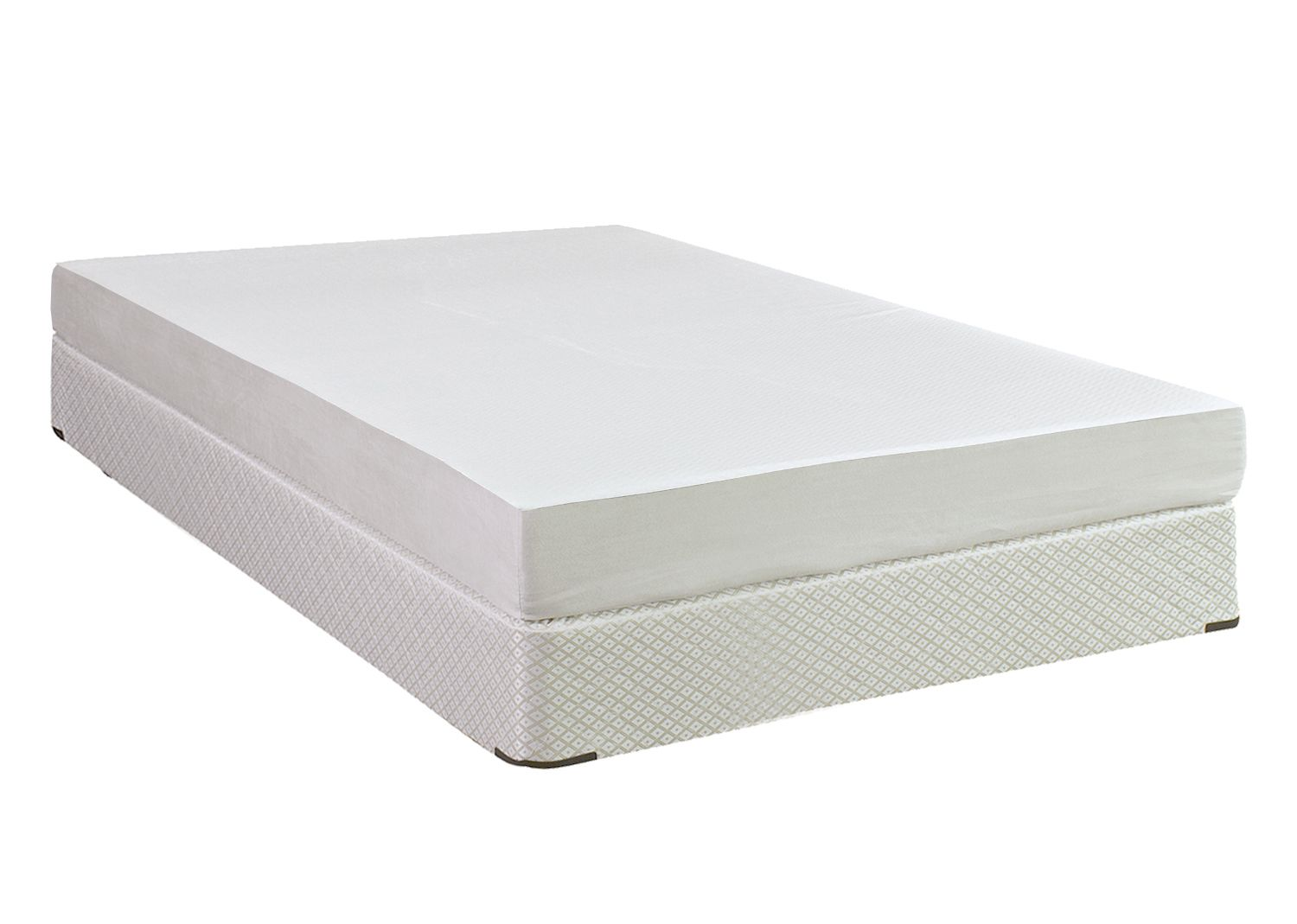 featuring all natural memory foam along with a layer of cool action