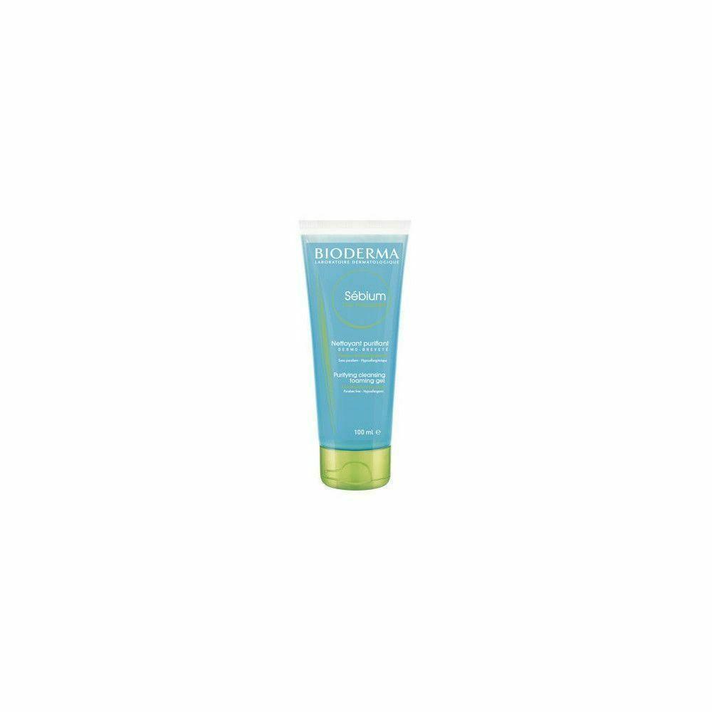 Bioderma Sebium Purifying Cleansing Foaming Gel Gentle Skin