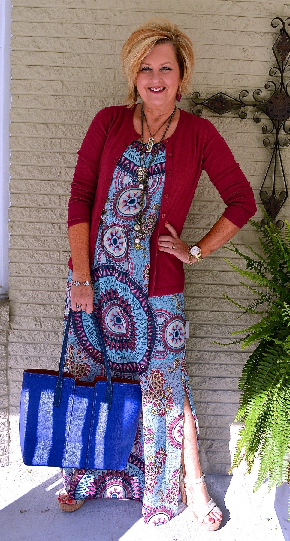 Summer Outfits For 40 Year Old Woman: Fashion, Over 50 Womens