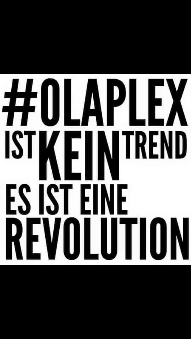 Olaplex die Revolution