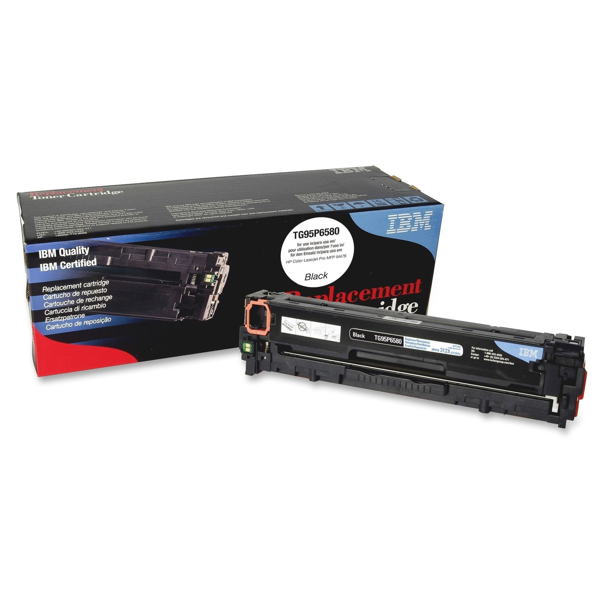 Refurbished Lmi Solutions Toner Cartridge Alternative For Hp