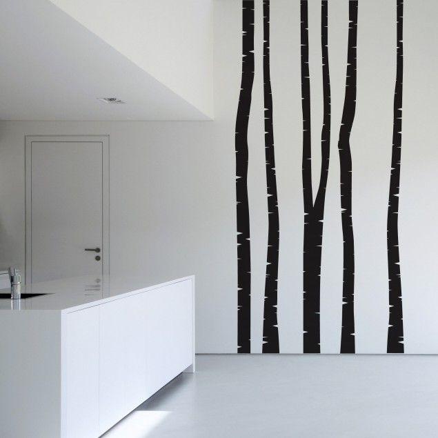 die besten 25 wandsticker baum ideen auf pinterest. Black Bedroom Furniture Sets. Home Design Ideas