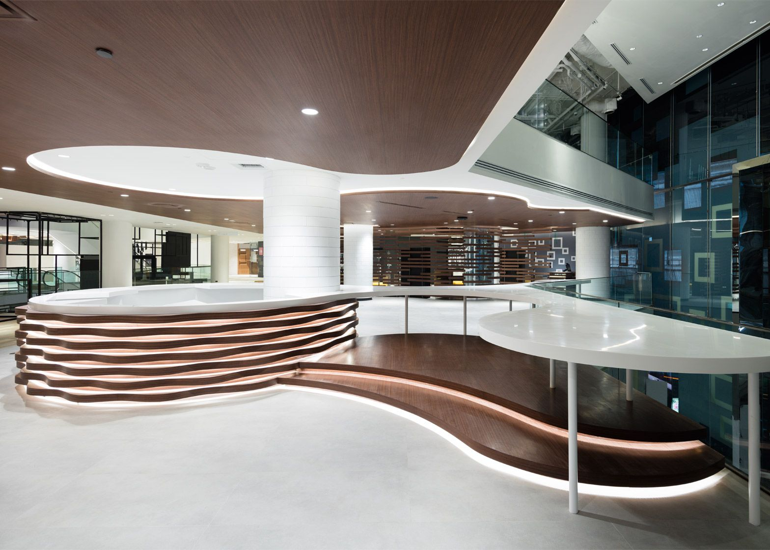 Nendo has transformed shopping space in Bangkok into Lifestyle Labs 25