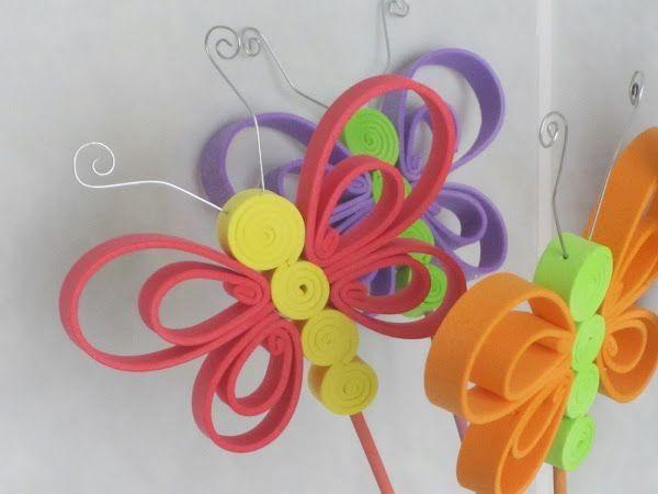 Siguiendo las im genes que nos ha ense ado noelia2014 for Manualidades para decorar la casa