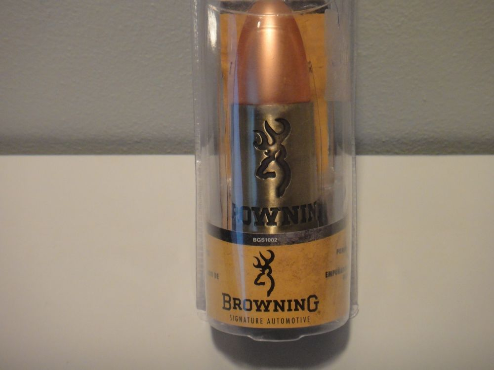 61637bab5c6be Details about Browning BGS1002 Bullet Grip Gear Shift Knob