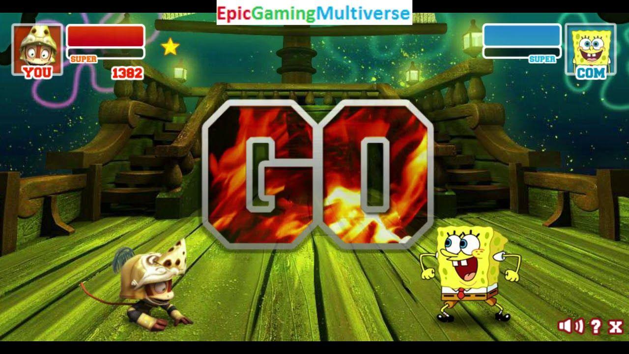 EpicnessUnleashed on Battle fight, Spongebob squarepants