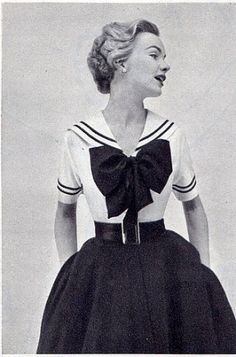 10  images about sailor dress on Pinterest - Sewing patterns ...