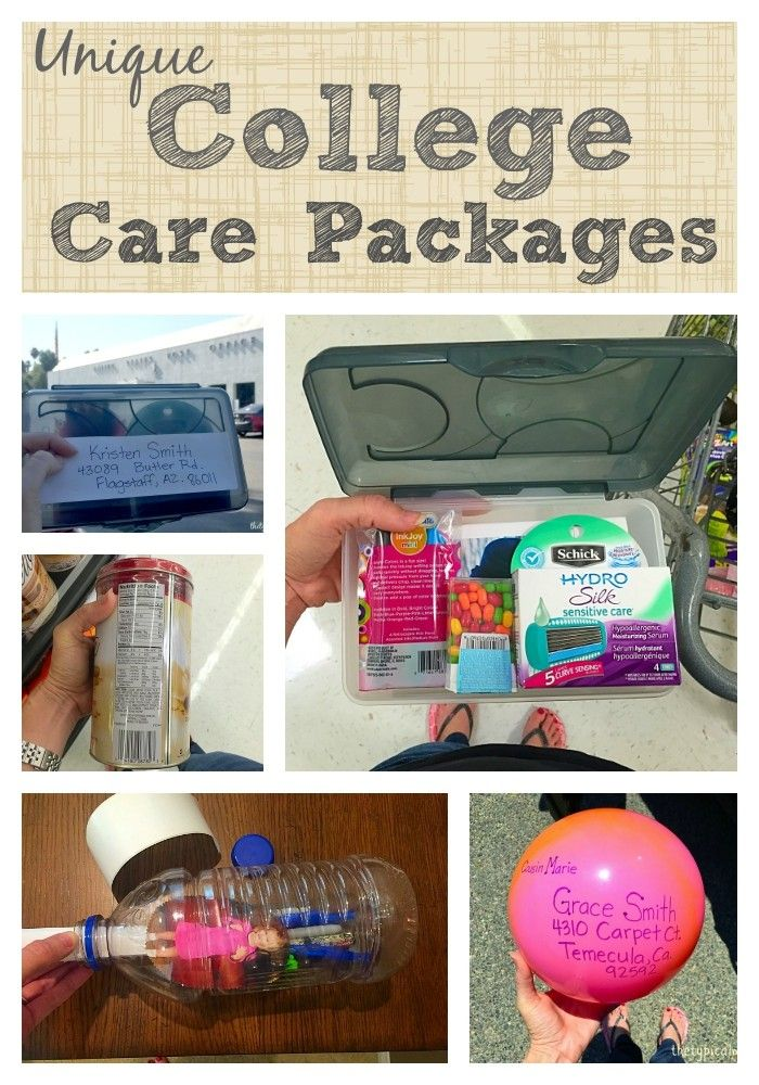 Care Package Ideas College Gift Baskets College Gifts