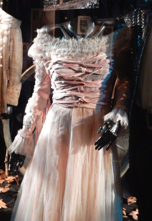 Rapunzel Into The Woods Movie Costume Detail Into The