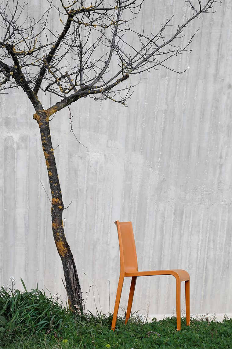 Nassau Chairs By Metalmobil: Design Marc Sadler