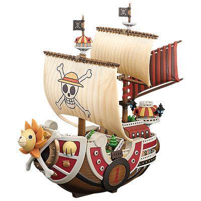 One Piece - Thousand Sunny - The Grandline Ships - Vol 1 (Banpresto)