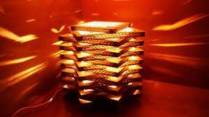 Resultado de imagen para lamparas de carton corrugado