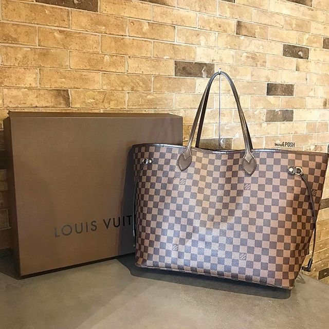 Louis Vuitton Damier Ebene Neverfull GM just in! Call/text us at 646-388-2422 if you would like additional information or would like to purchase!