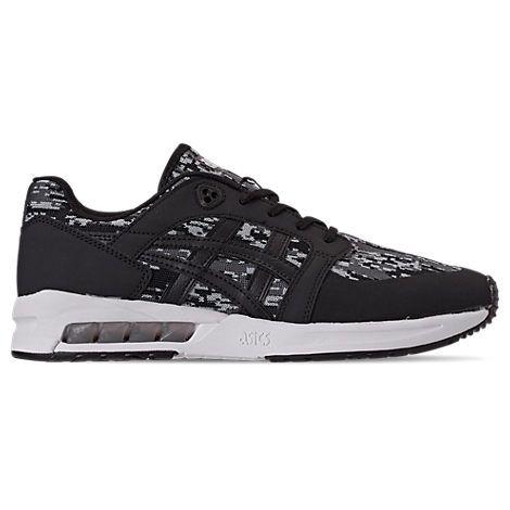 asics men's onitsuka tiger gelsaga sou casual shoes black