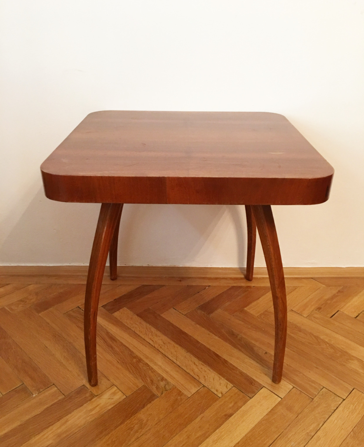 Spider Pavouk Table By Jindrich Halabala For Up Zavody 1960s Vintage Chairs Retro Furniture Table