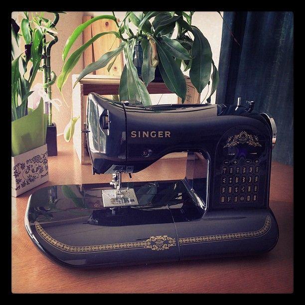 My new sewing machine :)