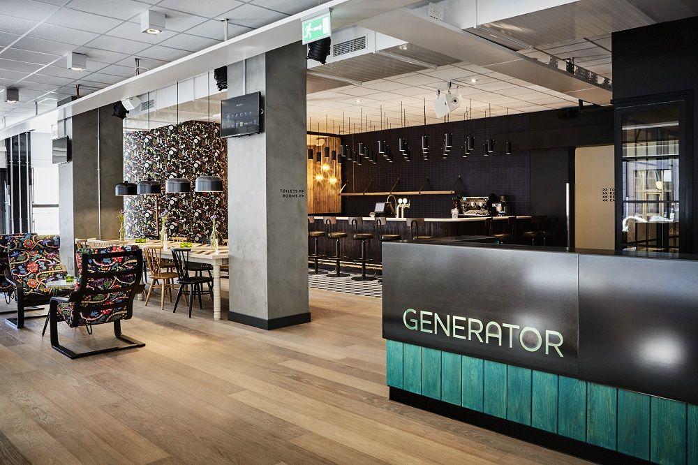 Generator Hostels a modern affordable hostel in