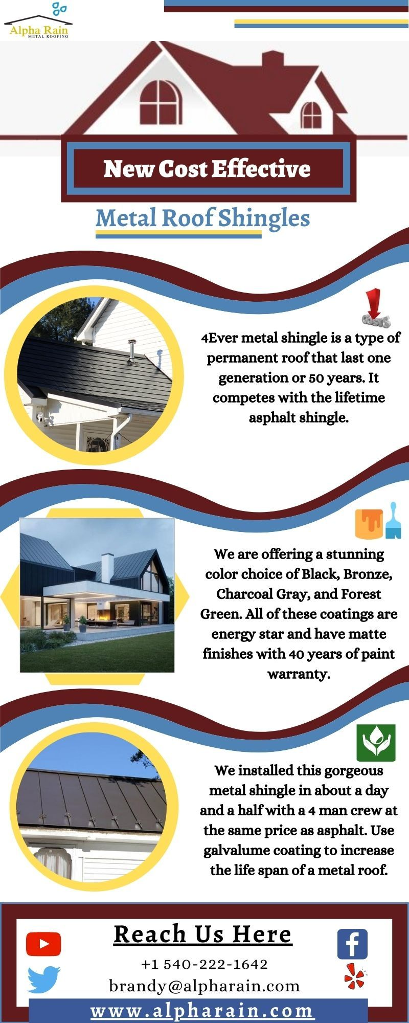 Installing Metal Shingles With A Galvalume Coating In 2020 Shingling Metal Shingle Roof Beautiful Roofs