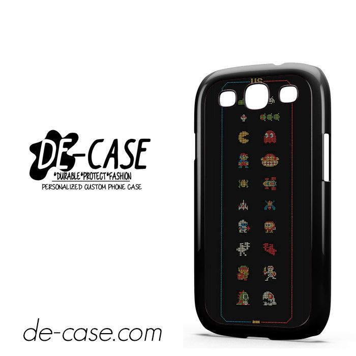 Mario Vs Pac Man DEAL-6905 Samsung Phonecase Cover For Samsung Galaxy S3 / S3 Mini
