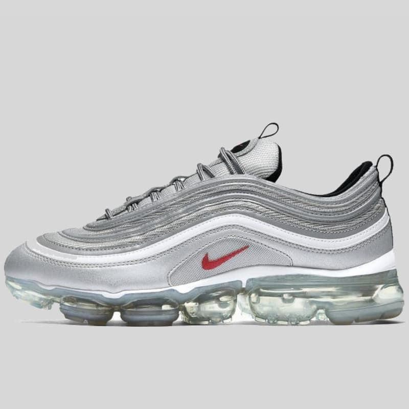 size 40 af586 d6398 Nike Air VaporMax 97 Silver Bullet Release Date AJ7291-002 ...