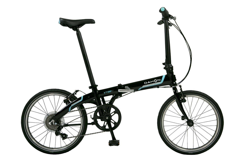 Dahon Vybe D7 Folding Bike Review