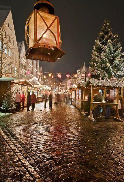 Weihnachtsmarkt In Soest Deutschland Von Tim Reismann