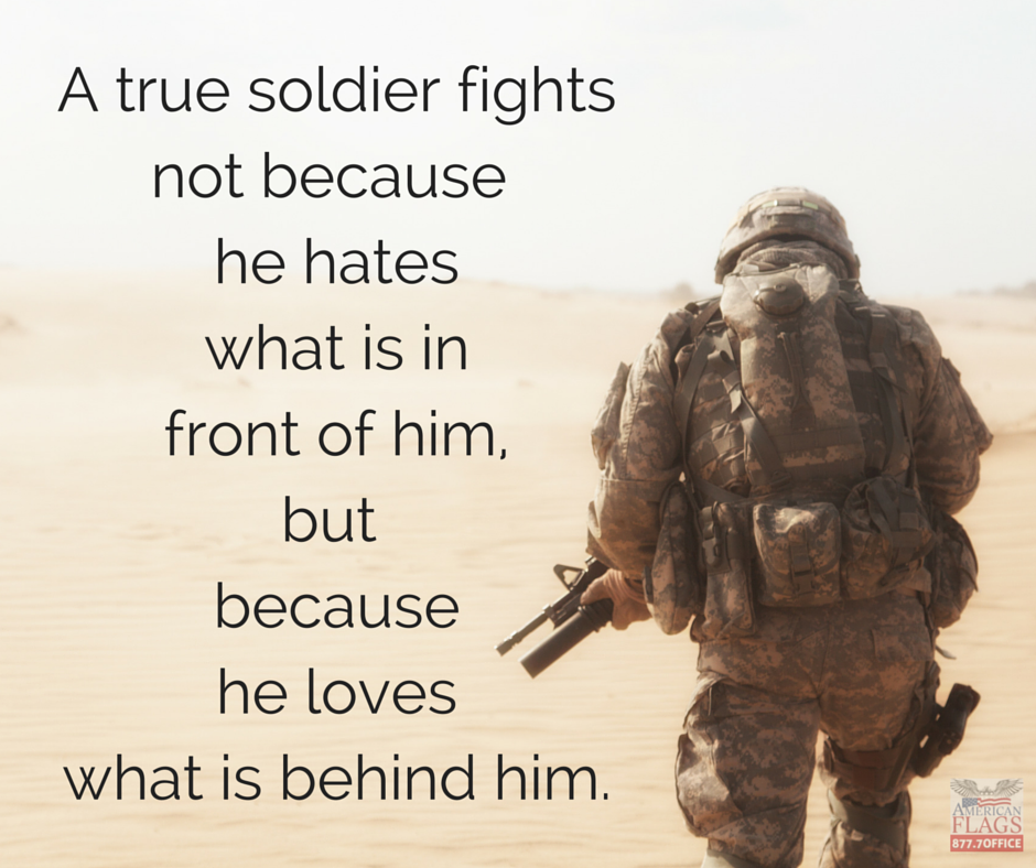 Military quote. Quotes about Soldiers. Quotes about war
