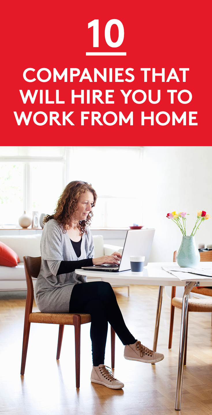 These 10 Companies Are Hiring And Will Let You Work From Home Money Makeover Home Money From Home