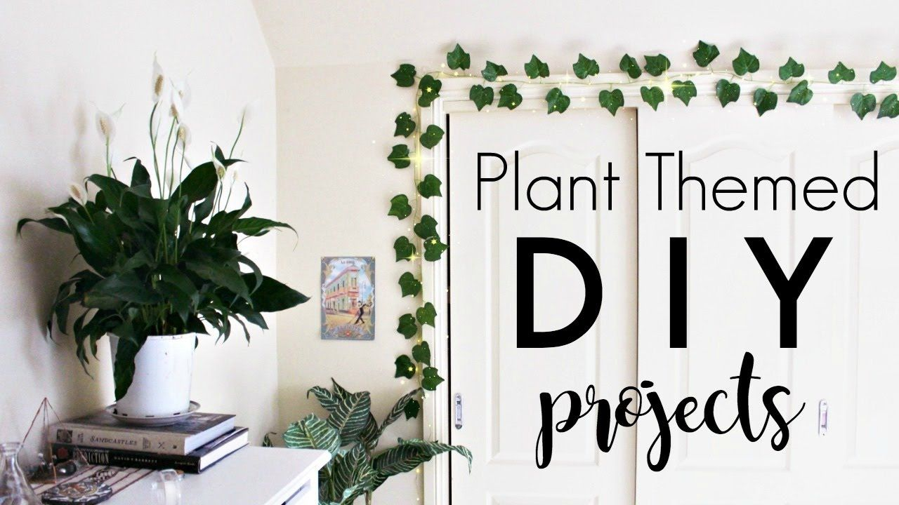 Diy room decor projects plant aesthetic natasha rose home contractors improvement connecticut ideas for do it yourself rustic also rh pinterest