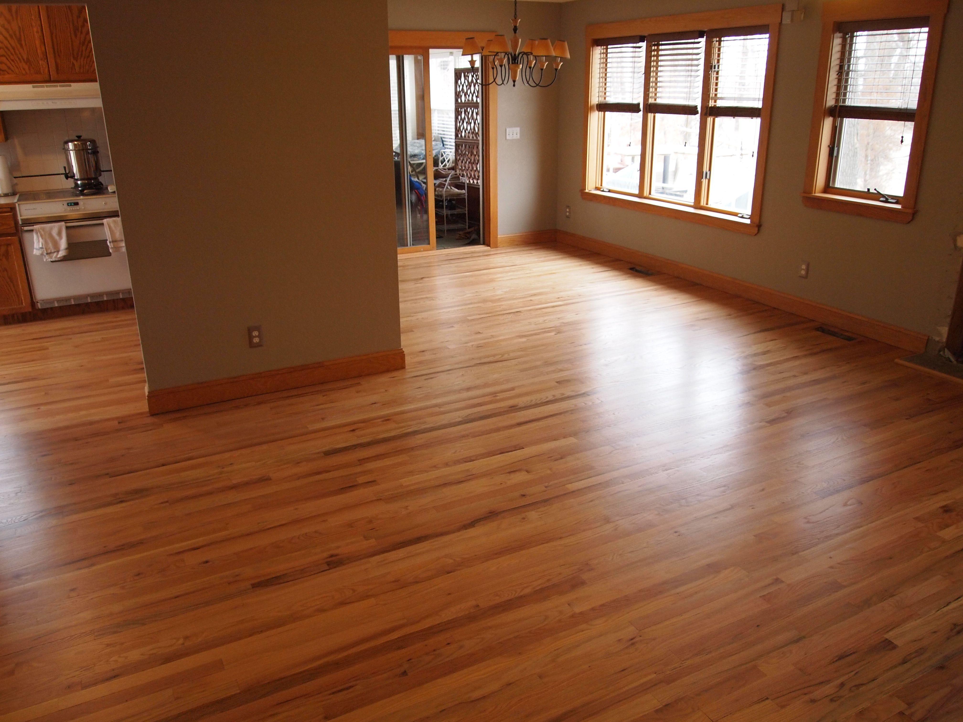 Natural Accent Hardwood Floors