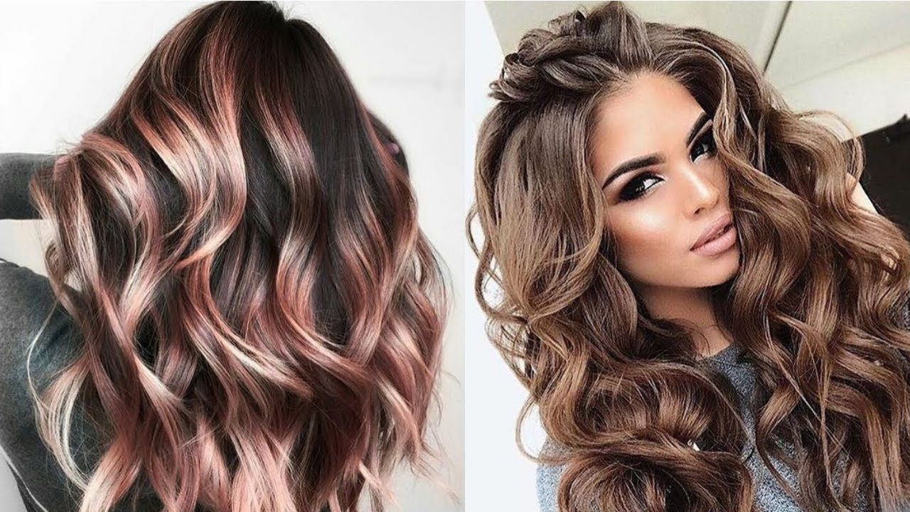 Trendy Hair Color Ideas For Spring & Summer 2019 Part 2 | Trendy hair color, Spring hair color ...
