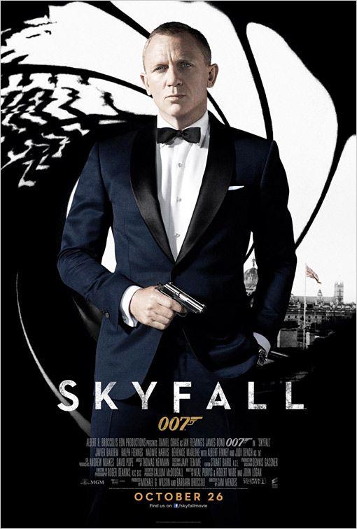 Skyfall Posters James Bond Skyfall Skyfall E James Bond Daniel