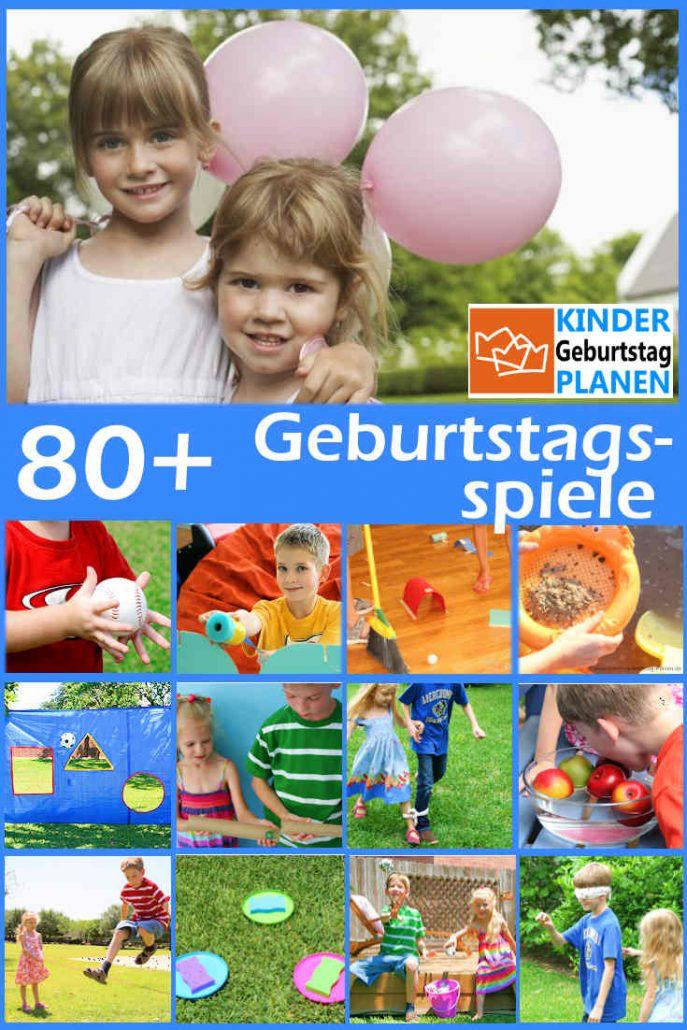 80 Geburtstag Spiele